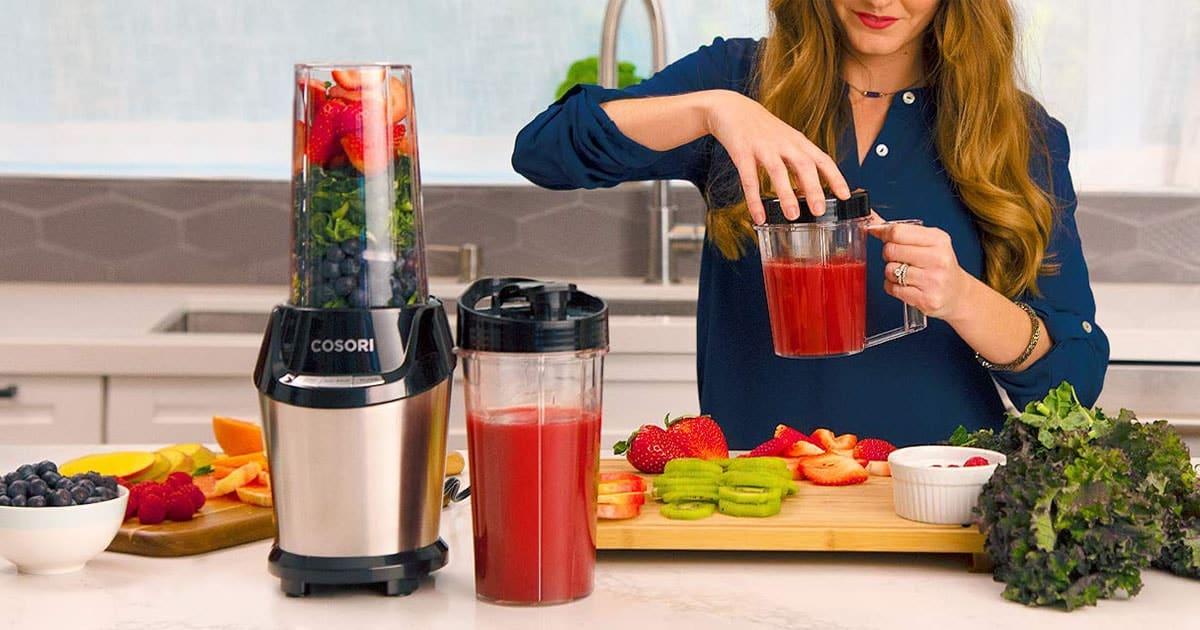 best blender for frozen fruit smoothies