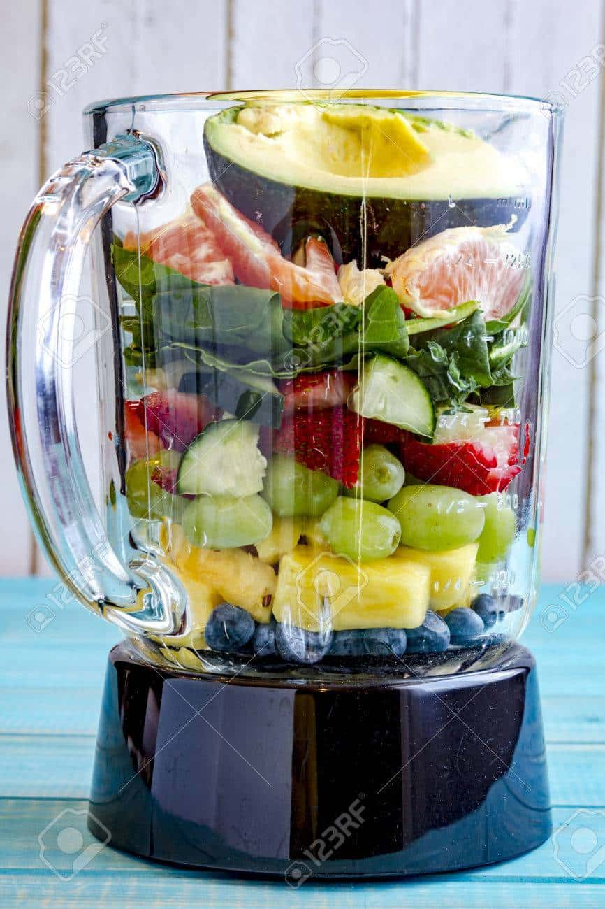 best blender for ice and frozen fruit