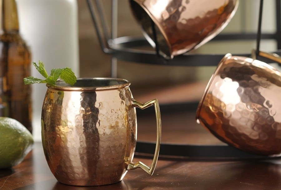 Best Copper Mugs For Moscow Mules