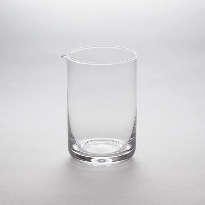 American Metalcraft MGC20 Cocktail Mixing Glass 20 oz Clear