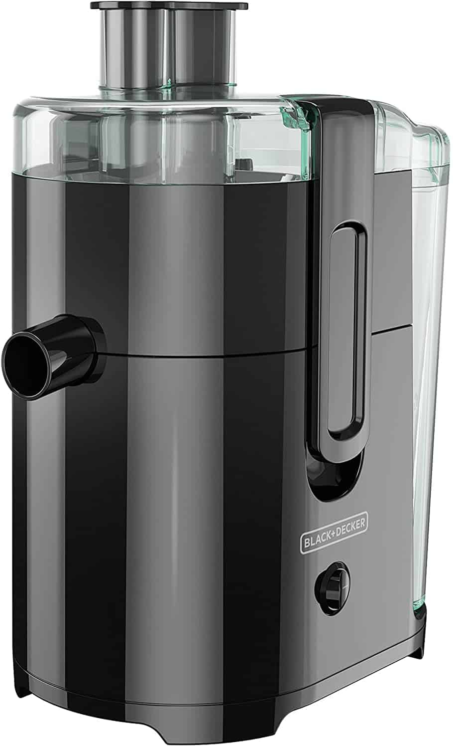 BLACKDECKER 400 Watt Fruit and Vegetable Juice Extractor Black JE2400BD B01DF53WV0