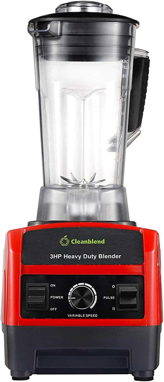 Cleanblend Commercial Blender 1800 Watt Base