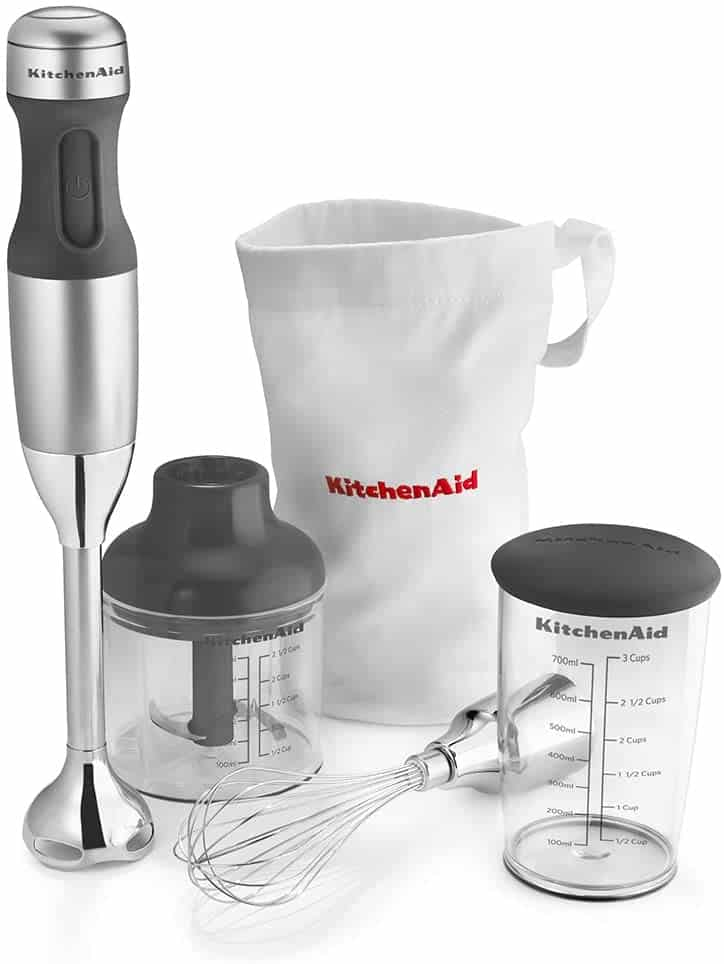 KitchenAid KHB2351CU 3 Speed Hand Blender