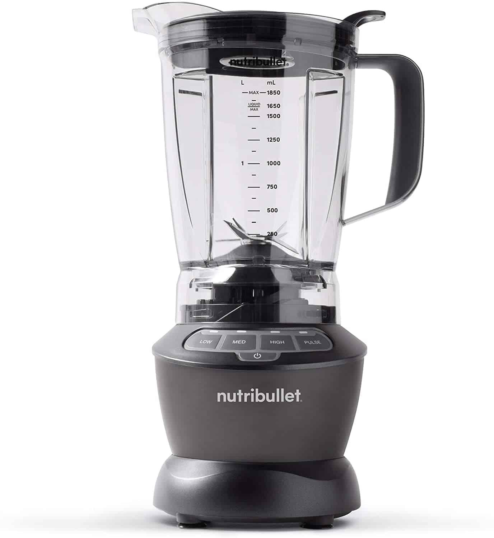 NutriBullet ZNBF30400Z Blender 1200 Watts 1200W Dark Gray