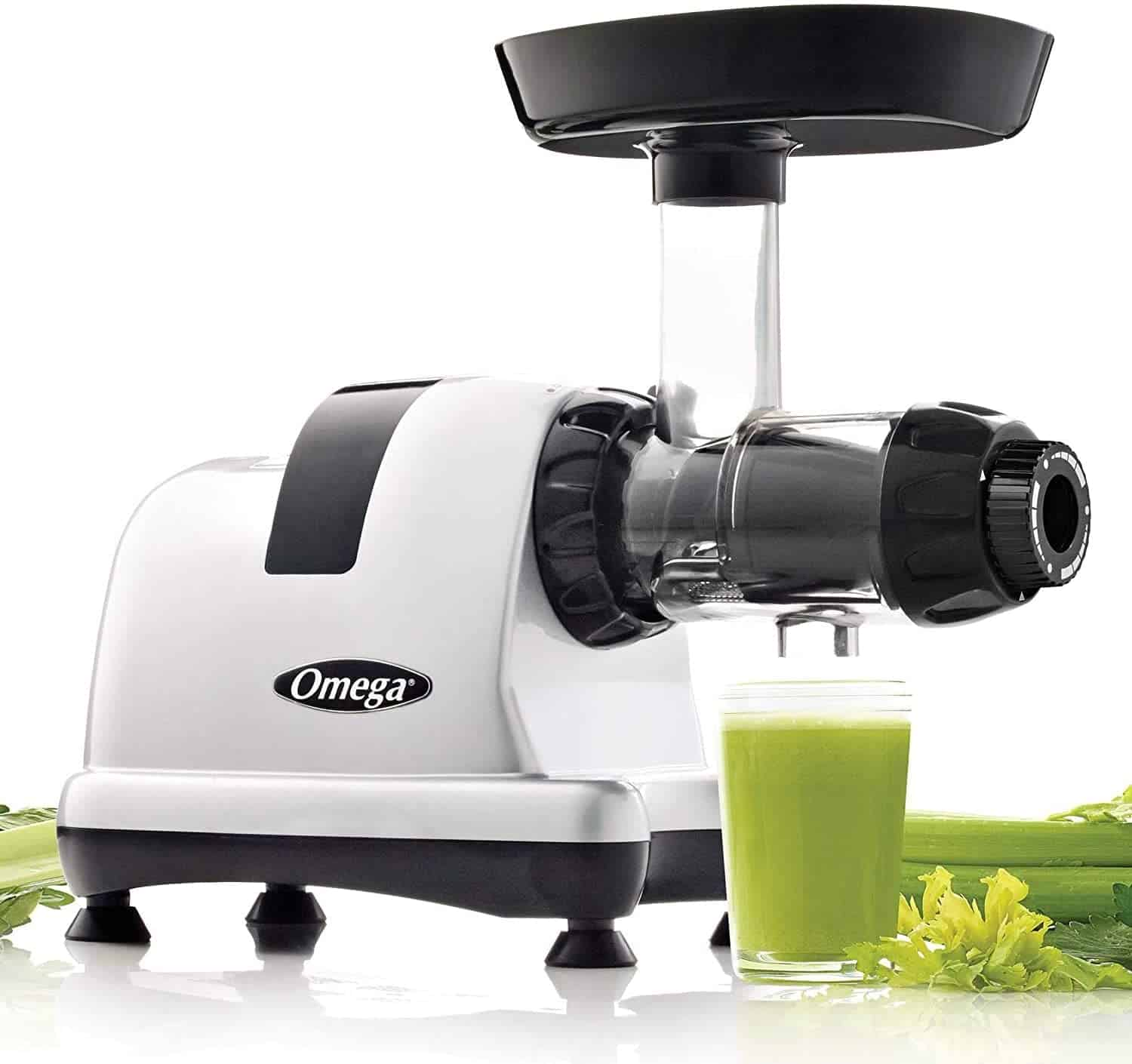Omega MM900HDS Medical Medium Slow Masticating Celery Juicer