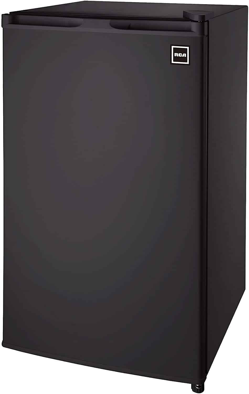 RCA RFR320 B Black COM RFR321 Mini Refrigerator 3.2 Cu Ft Fridge Black CU.FT