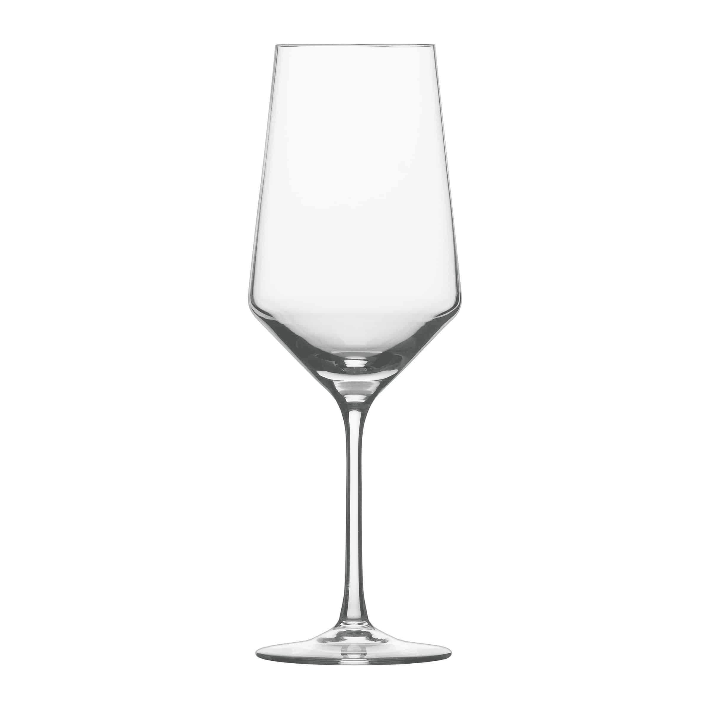Schott Zwiesel Tritan Crystal Glass Stemware Pure Collection Bordeaux Red Wine Glass