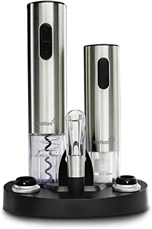 The Ivation Wine Opener Gift Set