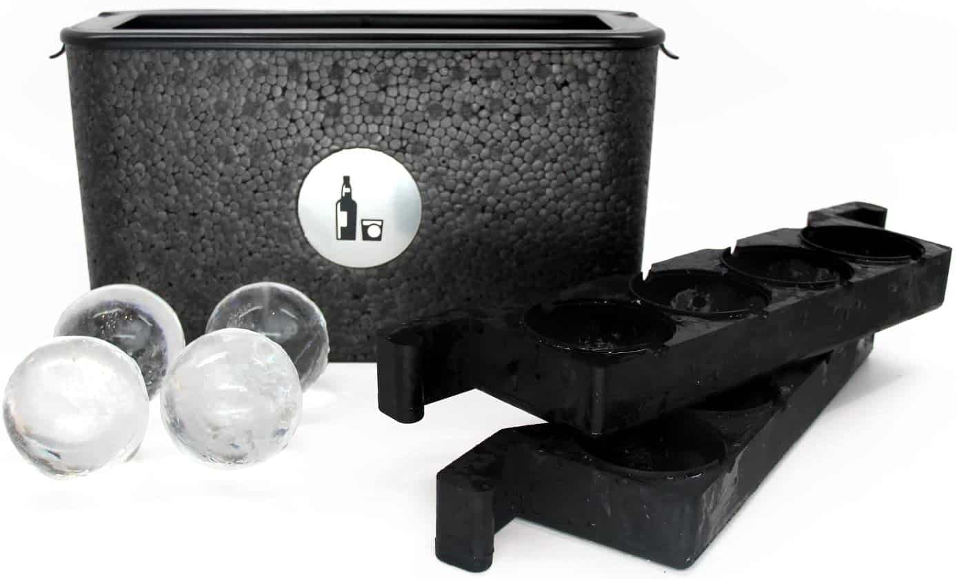 Wintersmiths IC S Ice Chest Crystal Clear Ice Ball Maker