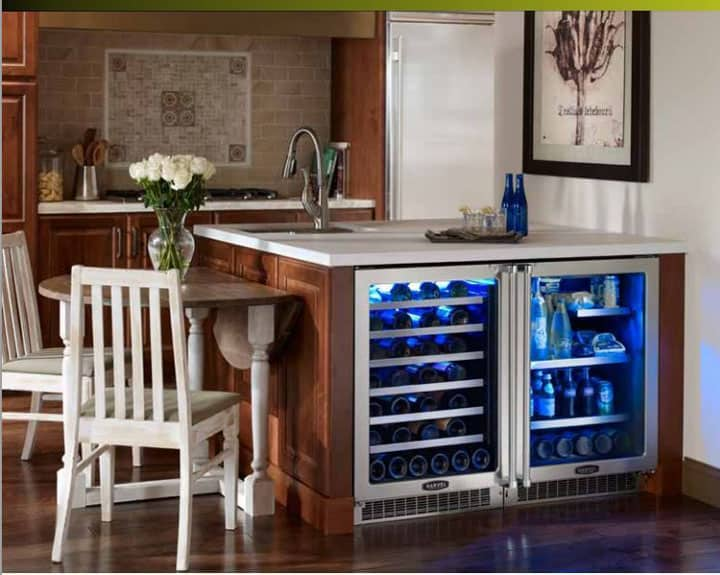 Best Undercounter Wine Coolers