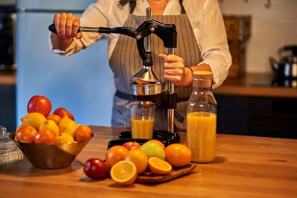 manual juicer