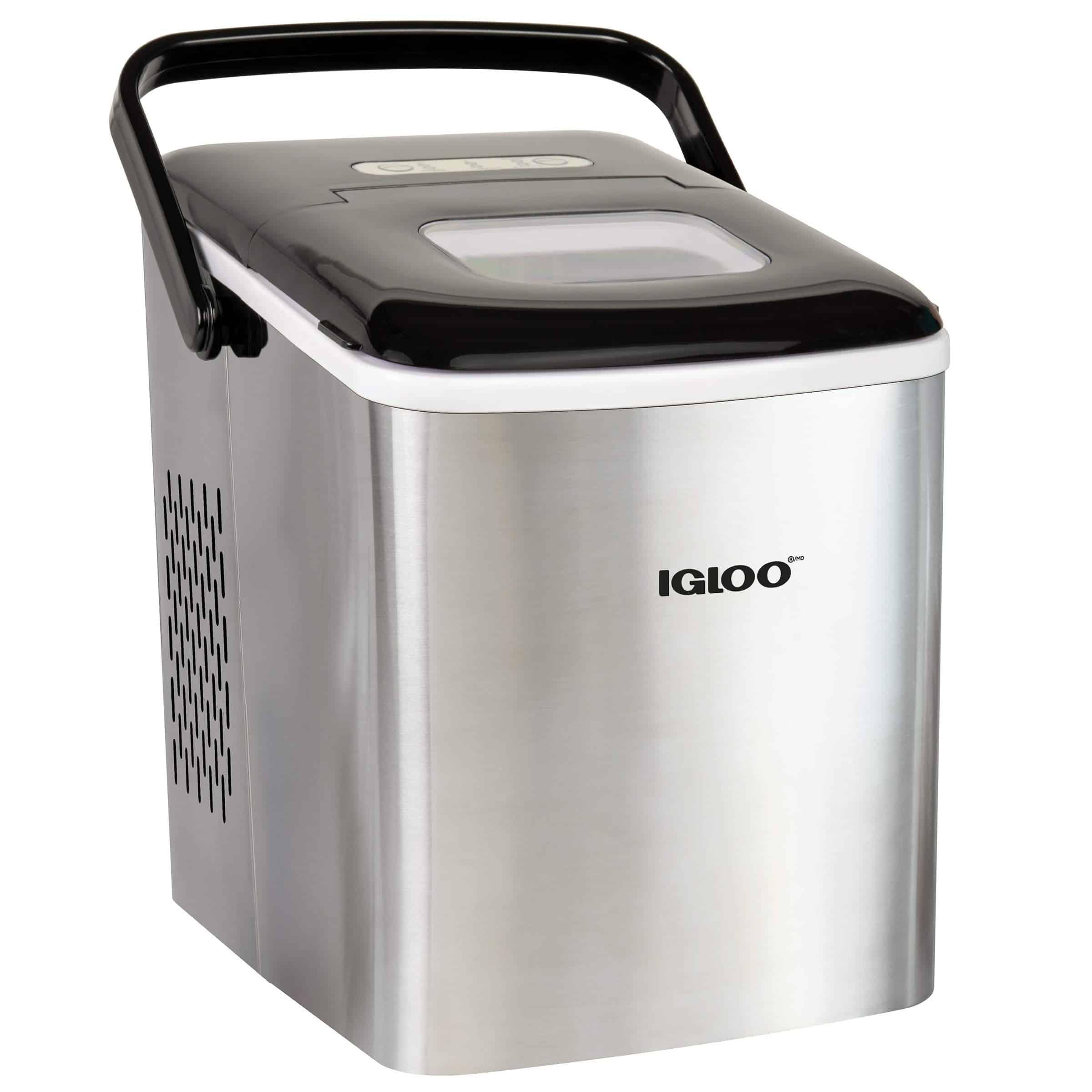 Igloo ICEB26HNSS Ice Maker Machine 26Lbs