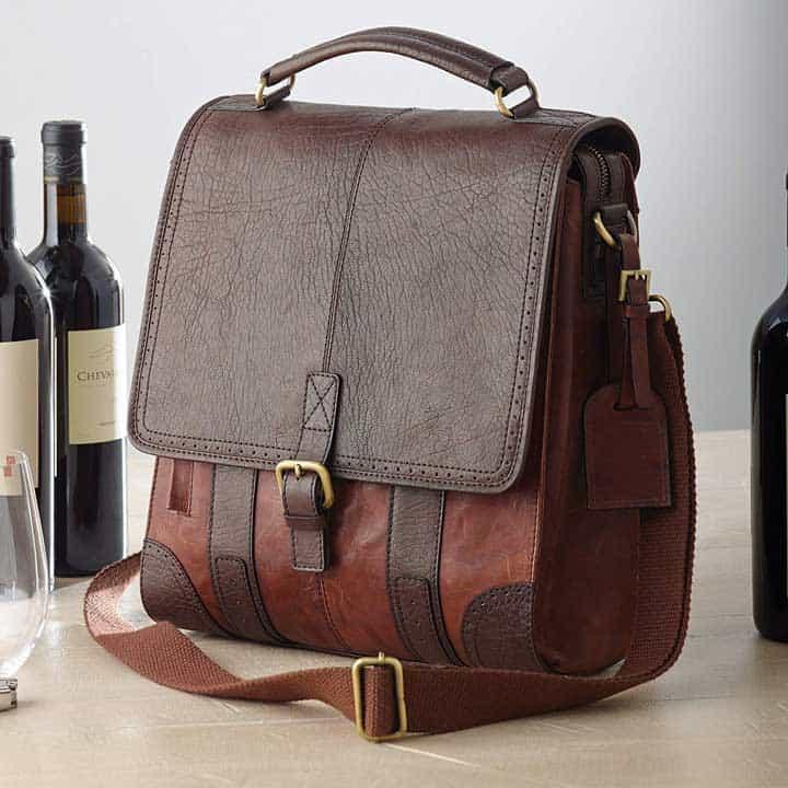 best wine purse