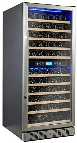 Kalamera 117 Bottle Compressor Wine Cooler