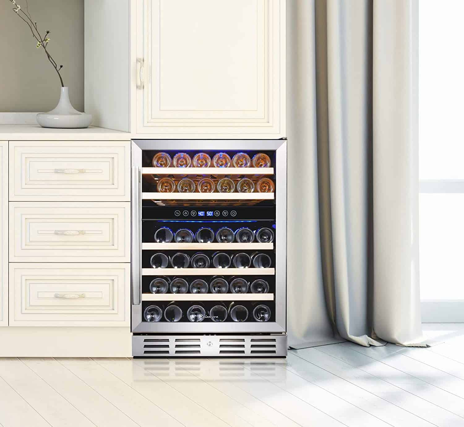 Kalamera 24 Inch Wine Cooler Review1