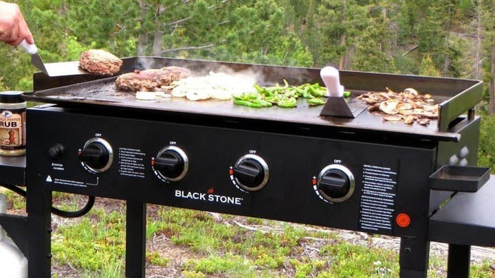 best grill and griddle combo