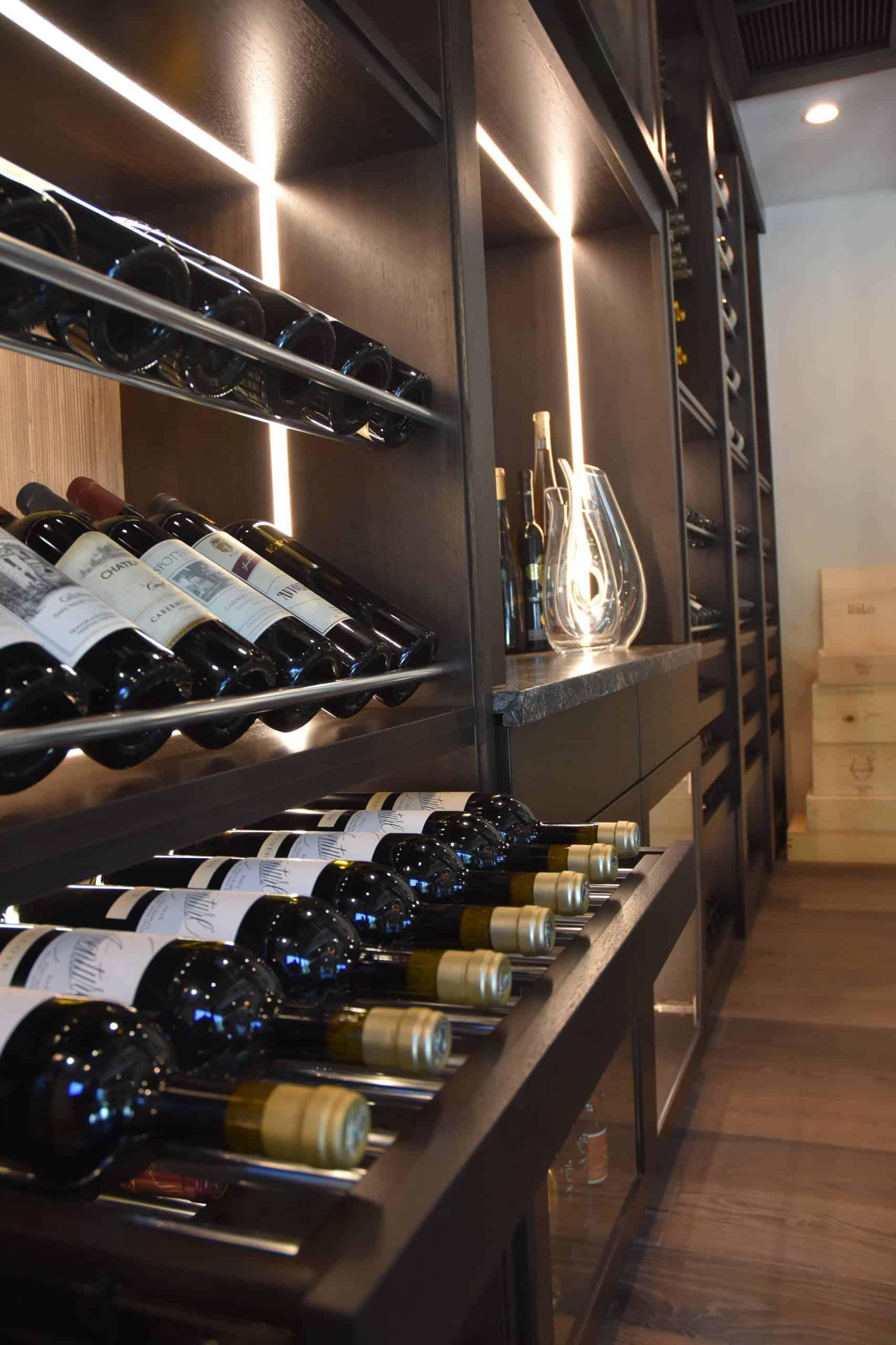 san juan capistrano glass contemporary modern wine cellar wine wall wine room vintage cellars img dd5121f50d0bd5ef 14 1110 1 7e7d54d