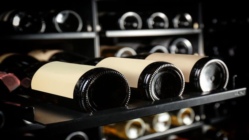 wine fridge header