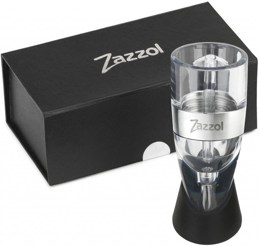 What Is a Wine Aerator
