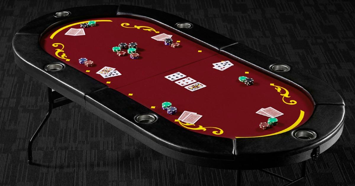 best poker tables for home bar