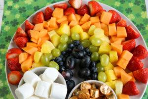 St Patrick Day Fruit Platter Sample 1 2 1024x683 2
