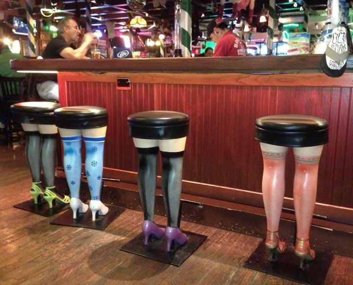 funny bar stool
