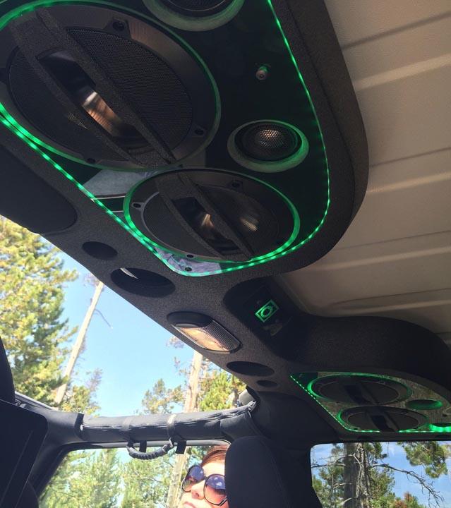 best jeep sound bar