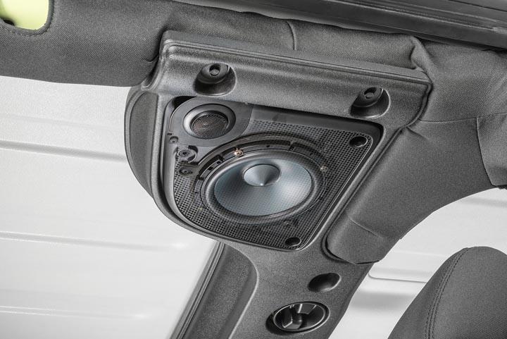 best speakers for jeep wrangler sound bar