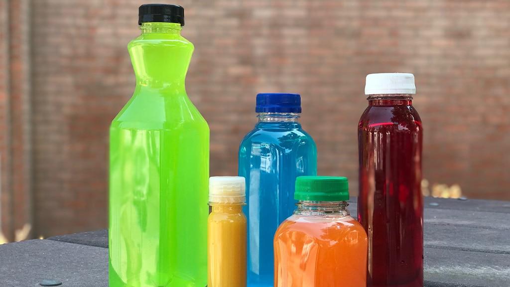Best Bottles For Juicing