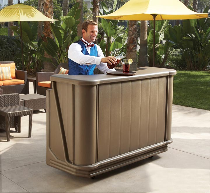 best of times portable bar