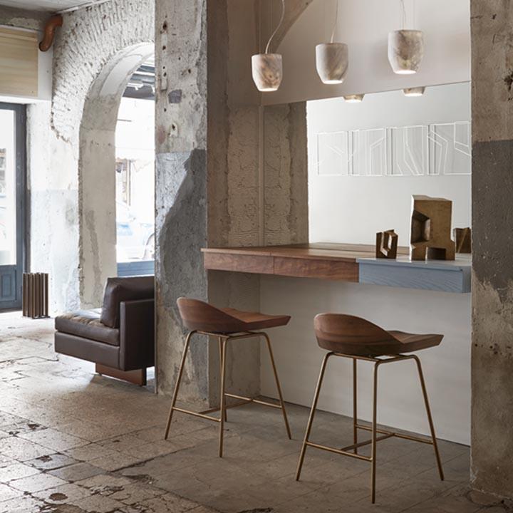 low back bar stools