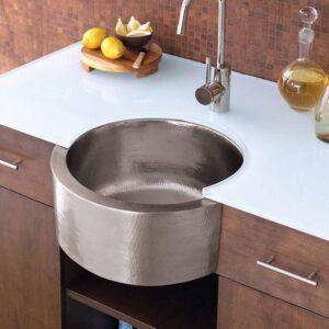 bar sink cabinet
